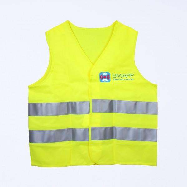 Warnweste (gelb)